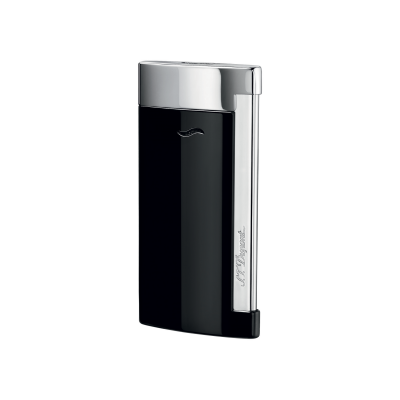 CHROME FINISH LIGHTER BLACK1