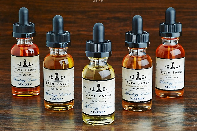 Five-Pawns-E-Juice-Most-Expensive-E-Juice-Brands